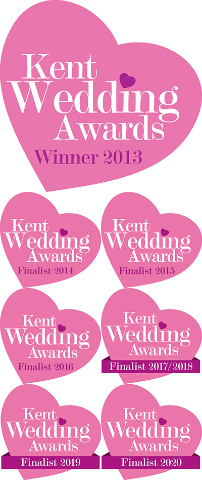 Kent Wedding Photographer of the Year